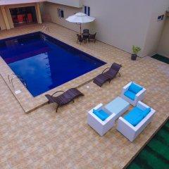 Отель Visa Karena Hotels бассейн фото 2