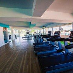 Отель Atlantis Condo Jomtien Pattaya By New фитнесс-зал фото 2