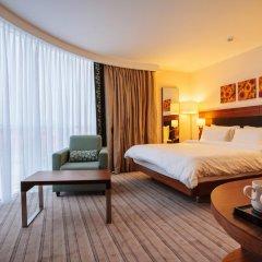 Гостиница Hilton Garden Inn Краснодар (Хилтон Гарден Инн Краснодар) 4* Стандартный номер разные типы кроватей фото 22