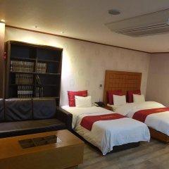 Amourex Hotel 3* Люкс с различными типами кроватей фото 3