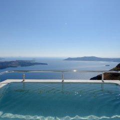 Отель Vinsanto Villas Греция, Остров Санторини - отзывы, цены и фото номеров - забронировать отель Vinsanto Villas онлайн бассейн фото 3