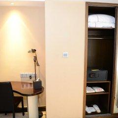 Xian Forest City Hotel сейф в номере