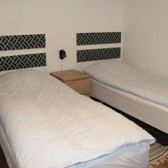 Апартаменты Odense Apartments Студия с различными типами кроватей фото 9