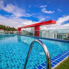 Отель Art on The Hill by Pattaya Sunny Rentals бассейн фото 3