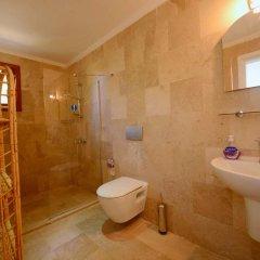 Отель Villa Taşev Патара ванная