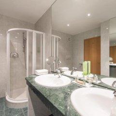 Отель Baumgartner's Blumenhotel Сцена ванная