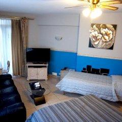Отель Aparthotel Résidence Bara Midi 3* Студия с различными типами кроватей фото 7