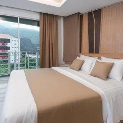 The Allano Phuket Hotel 3* Улучшенный номер с различными типами кроватей фото 2