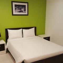 Minh Khang Hotel 3* Улучшенный номер с различными типами кроватей фото 2