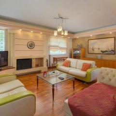 Отель Villa Rea Греция, Петалудес - отзывы, цены и фото номеров - забронировать отель Villa Rea онлайн комната для гостей фото 3