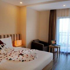 Begonia Nha Trang Hotel 3* Номер Делюкс с различными типами кроватей фото 17