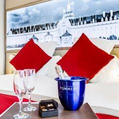 Отель Best Western Nouvel Orleans Montparnasse Париж питание фото 2