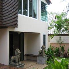 Отель Baan Khao Hua Jook 3* Вилла с различными типами кроватей фото 26