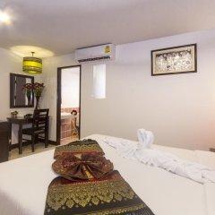 Отель Silver Resortel Номер Эконом с двуспальной кроватью фото 19