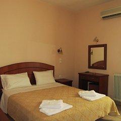 Отель Athinaiko 2* Стандартный номер с различными типами кроватей фото 3