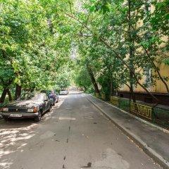 Апартаменты Begovaya Apartment Москва парковка