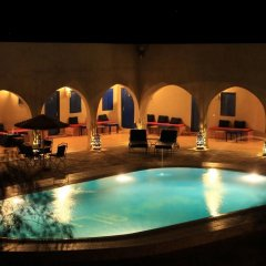 Отель Riad Ali Марокко, Мерзуга - отзывы, цены и фото номеров - забронировать отель Riad Ali онлайн бассейн фото 2