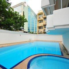 Отель Le Siam Бангкок бассейн фото 2