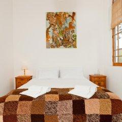 Отель Abracadabra B&B 3* Стандартный номер с двуспальной кроватью (общая ванная комната) фото 16