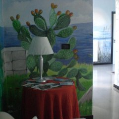 Отель Alba Chiara Номер Делюкс