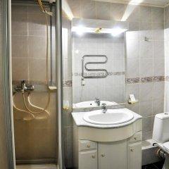 Отель Yunost Zapolyarya Мурманск ванная фото 2