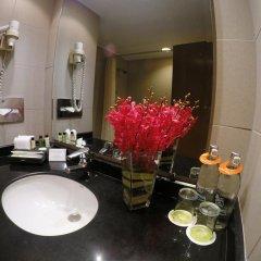 Boulevard Hotel Bangkok 4* Стандартный номер с разными типами кроватей фото 5