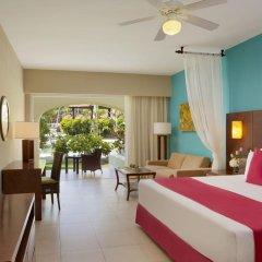 Отель Now Larimar Punta Cana - All Inclusive 4* Номер Делюкс с различными типами кроватей фото 2