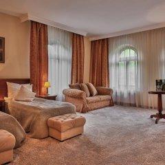Grand Hotel Stamary Wellness & Spa 4* Номер Делюкс с различными типами кроватей фото 8