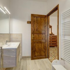 Отель B&B Il Pozzo Синалунга ванная