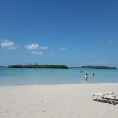 Отель Residence Oasis Доминикана, Бока Чика - отзывы, цены и фото номеров - забронировать отель Residence Oasis онлайн пляж