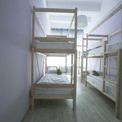 Хостел Bla Bla Hostel Rostov Кровать в женском общем номере с двухъярусной кроватью фото 8