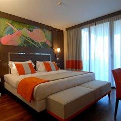 Отель Ramada Plaza Milano 4* Стандартный номер с различными типами кроватей
