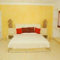 Отель Villa Puesta del Sol Мексика, Коакоюл - отзывы, цены и фото номеров - забронировать отель Villa Puesta del Sol онлайн комната для гостей фото 3