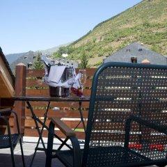 Отель Nubahotel Vielha Испания, Вьельа Э Михаран - отзывы, цены и фото номеров - забронировать отель Nubahotel Vielha онлайн балкон