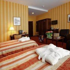 Hotel Wolne Miasto - Old Town Gdansk 3* Стандартный номер с двуспальной кроватью фото 5
