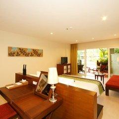 Отель The Heritage Pattaya Beach Resort 4* Номер Делюкс с различными типами кроватей фото 26