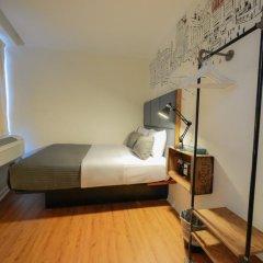 Отель CITY ROOMS NYC - Soho Стандартный номер с различными типами кроватей фото 12