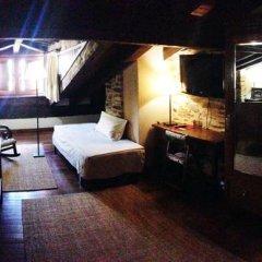 Отель La Hoja de Roble Улучшенный номер с различными типами кроватей фото 4