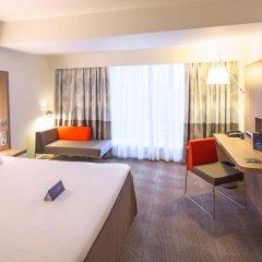Гостиница Новотель Москва Сити 4* Улучшенный номер с двуспальной кроватью фото 2