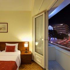 Vera Cruz Porto Downtown Hotel 2* Улучшенный номер двуспальная кровать фото 5