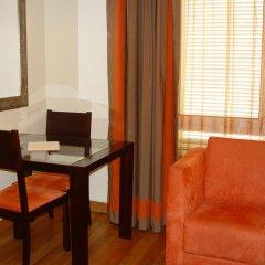 Отель Apartamentos Turisticos Atlantida Студия разные типы кроватей фото 5