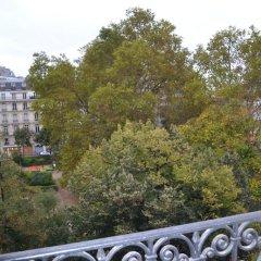 Отель Hôtel Williams Opéra 3* Стандартный номер с различными типами кроватей фото 13
