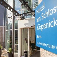 Hotel Am Schloss Koepenick Berlin by Golden Tulip интерьер отеля фото 3