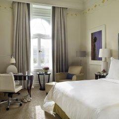 Four Seasons Hotel Gresham Palace Budapest 5* Стандартный номер с различными типами кроватей фото 2