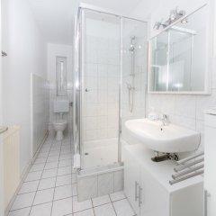 Отель City Guesthouse Pension Berlin 3* Стандартный номер с разными типами кроватей фото 13