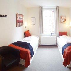 Hotel Domir Odense 2* Стандартный номер с 2 отдельными кроватями фото 13