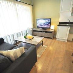 Отель Bangkok Vacation House 4* Улучшенные апартаменты с различными типами кроватей фото 9