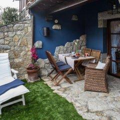 Отель Apartamentos Rurales La Canalina бассейн