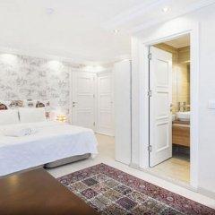Отель Defne Suites Улучшенные апартаменты с различными типами кроватей фото 34