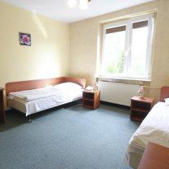 Отель Zajazd Sportowy Стандартный номер с различными типами кроватей фото 7